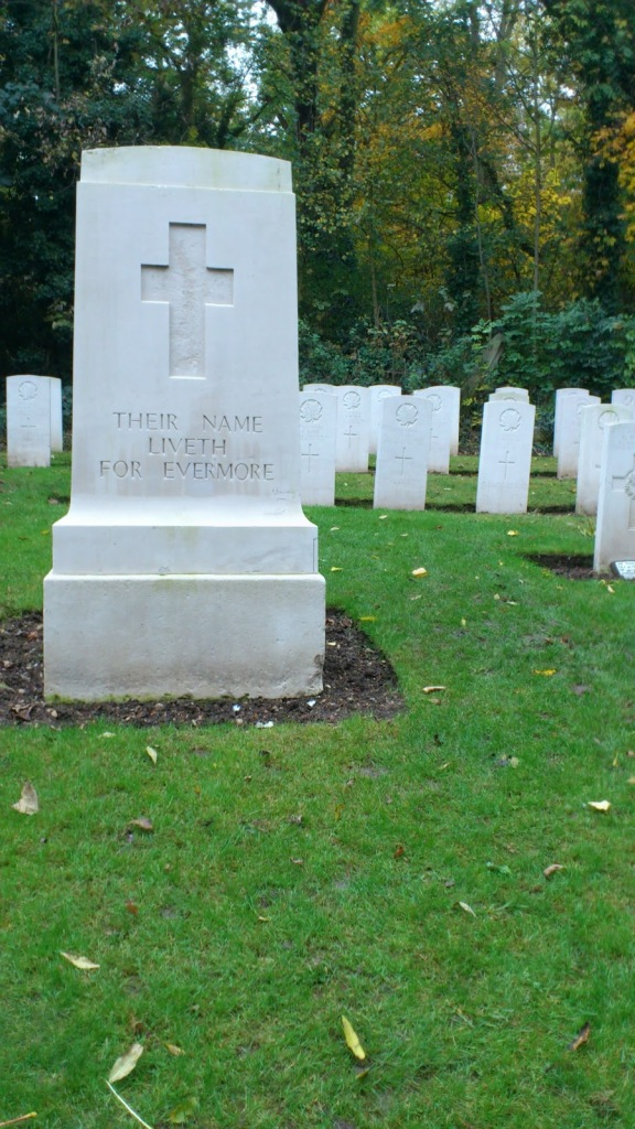The youngest Commonwealth soldier buried here was only 18 years old when he died.