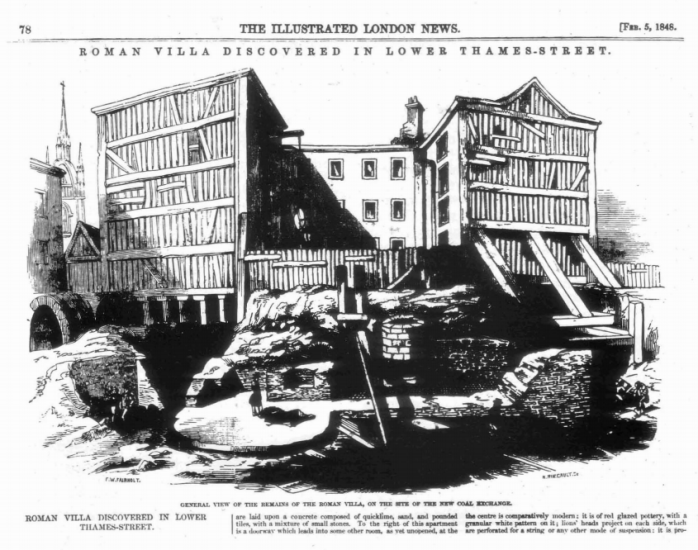 Illustrated London News, 5th February 1848