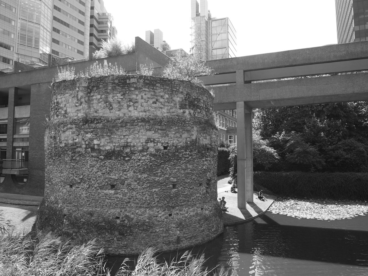The Barbican: rising from the ashes of old Cripplegate