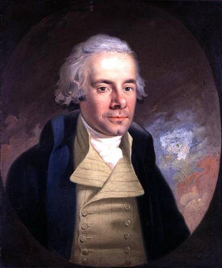 William Wilberforce (image from Wikimedia Commons)