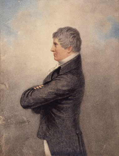 Henry Hunt (c.1810) by Adam Buck (image from Wikimedia Commons)