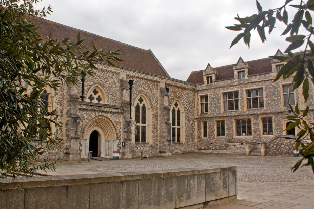 Winchester Great Hall (Image by Johan Bakker on Wikimedia Commons)