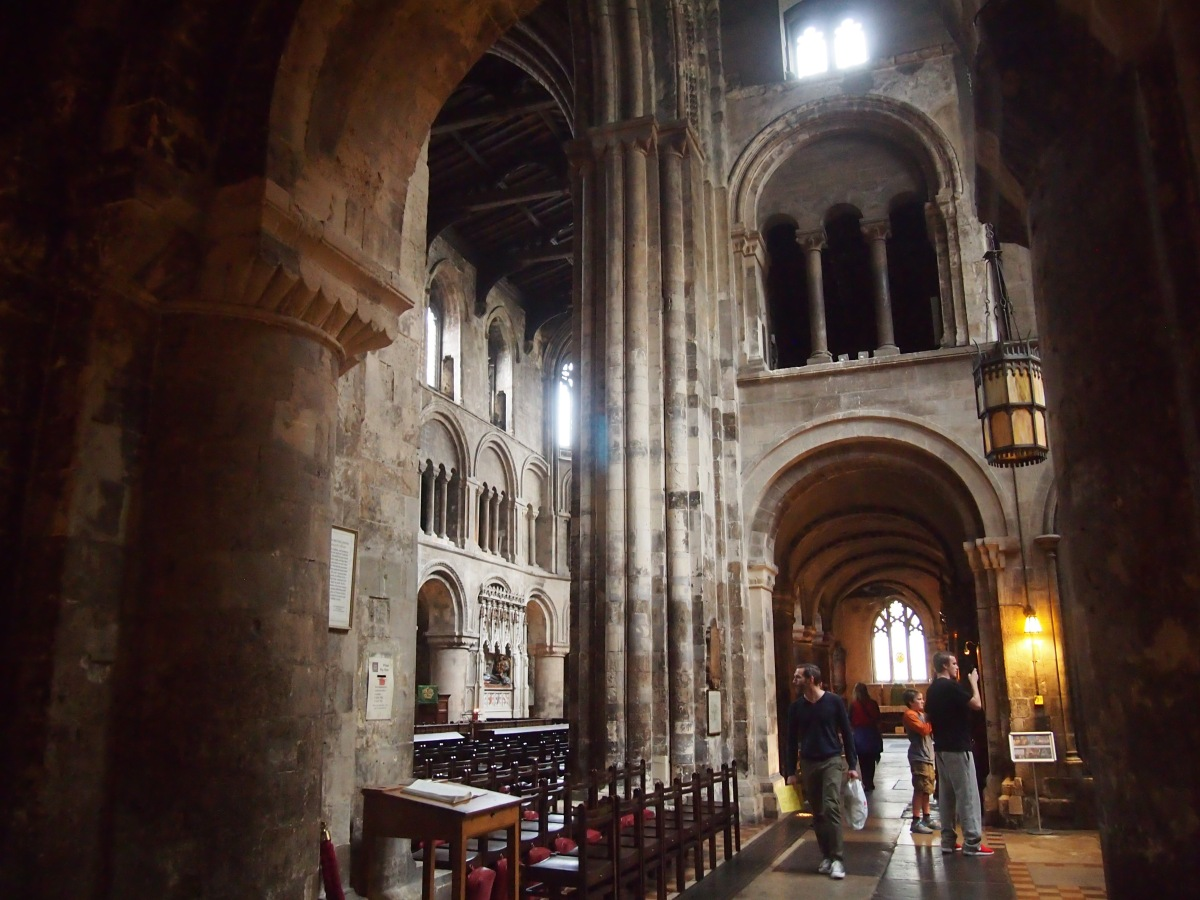 St Bartholomew the Great: a Romanesque gem in the City