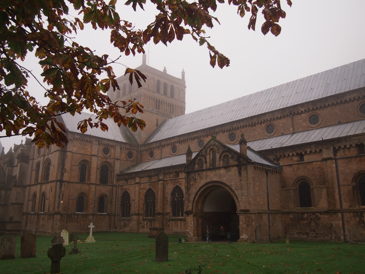 Pepperpot towers, Gothic splendour and Parisian stained glass: exploring Southwell Minster