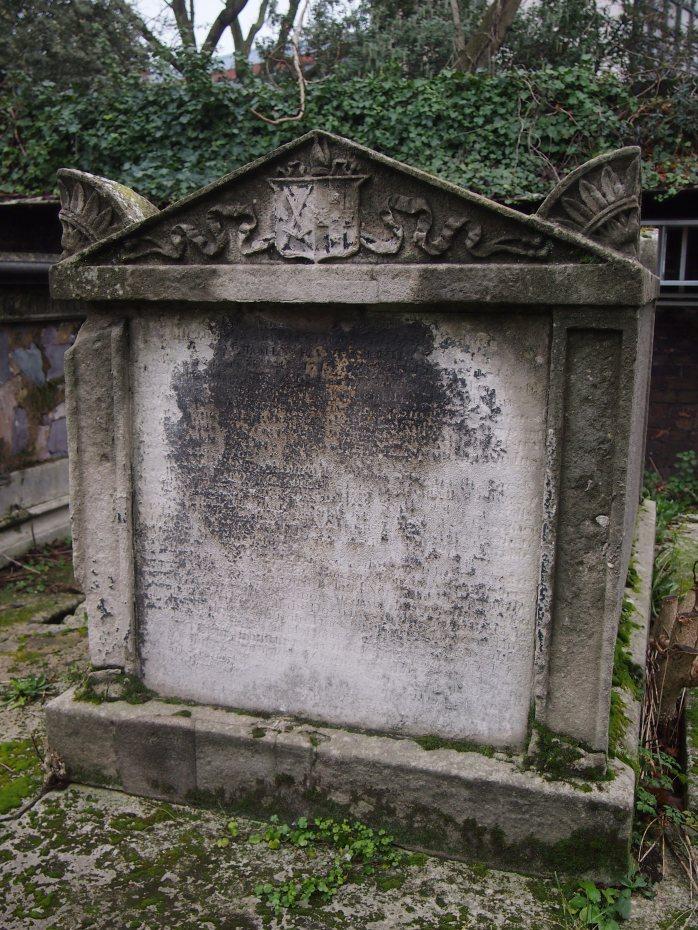 Tomb of Bishop John Randolph (1749-1813)