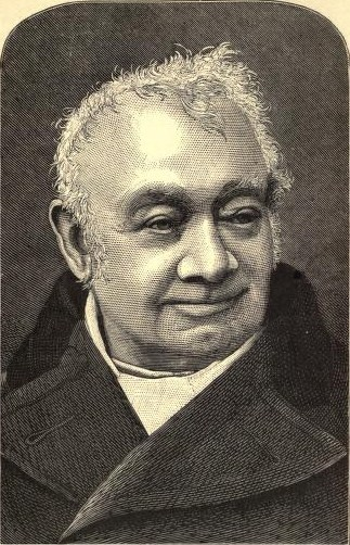 Joseph Livesey, an early advocate of the Temperance Movement
