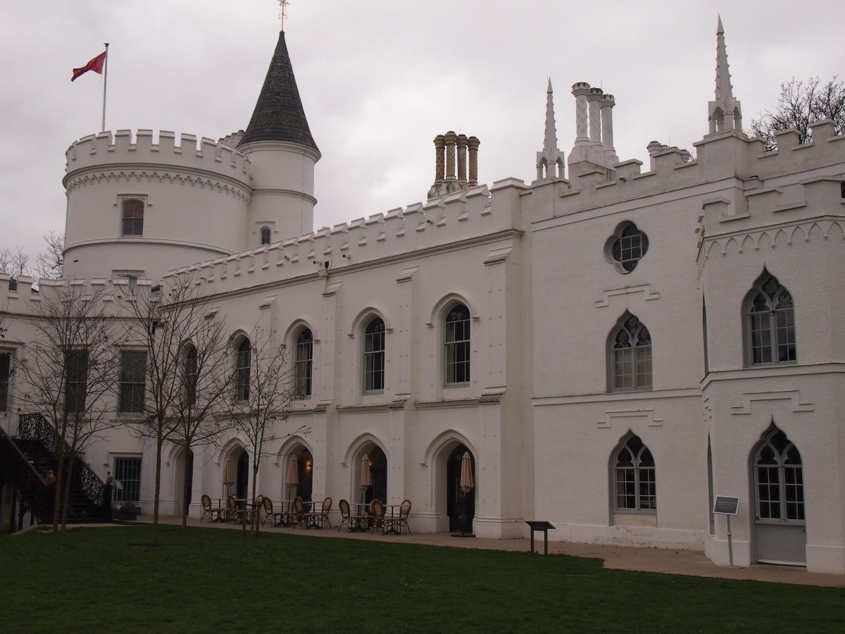 Strawberry Hill: the eccentric house that inspired the Gothic Revival