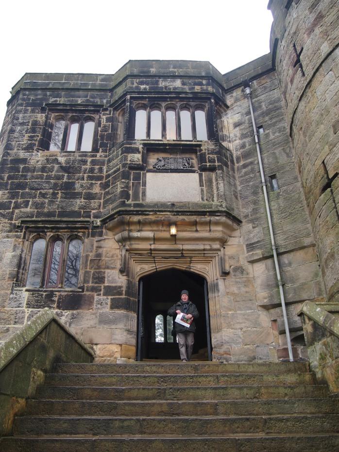 Lady Anne's Steps