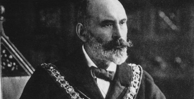 Sir Edward Holt (source)
