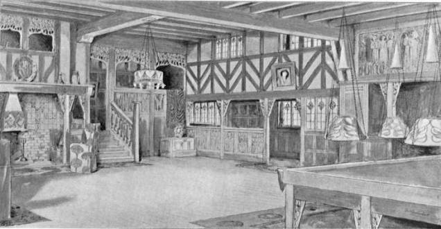Image from Academy Architecture and Architectural Review (Source: the Victorian Web)