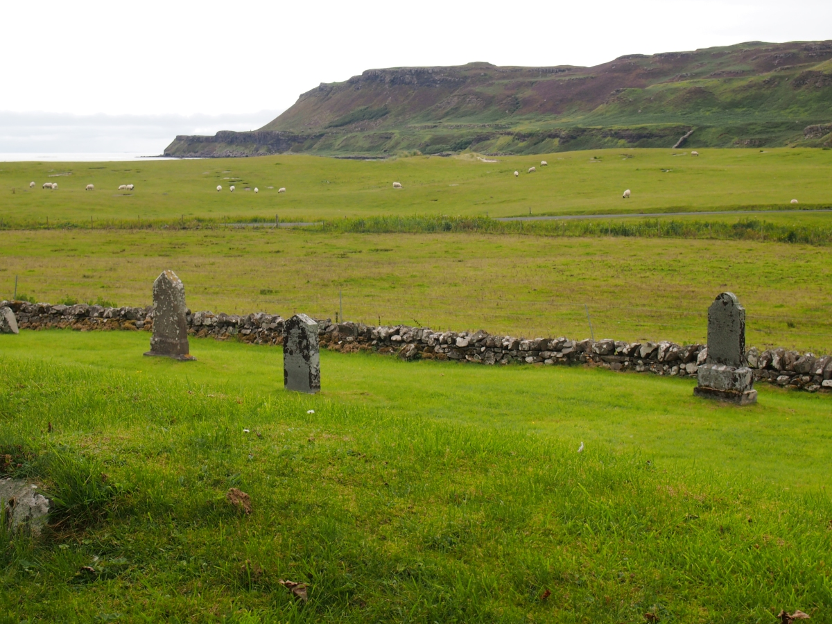 Graves with a view: exploring the Isle of Mull's picturesque burial grounds