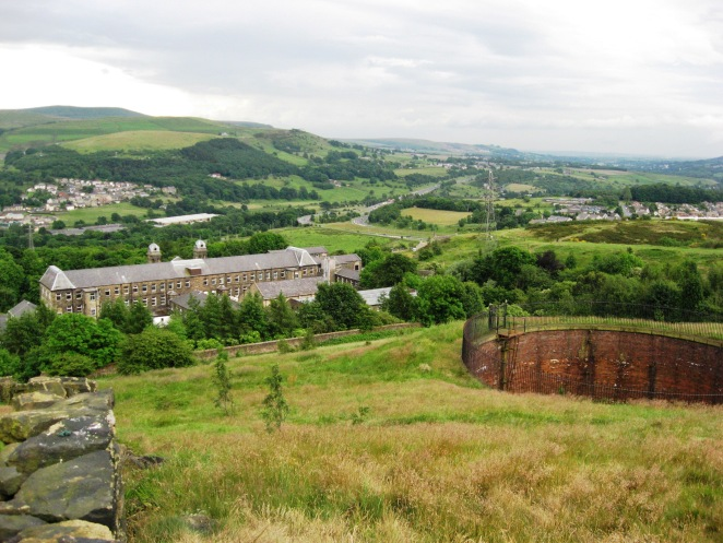 Workhouse in Haslingden, Lancashire. Image by user gidzy on Flickr, reproduced under the Creative Commons licence.