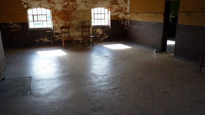 The men's dormitory at the former Southwell workhouse, Nottinghamshire (image by [] on Flickr, used under a Creative Commons licence)