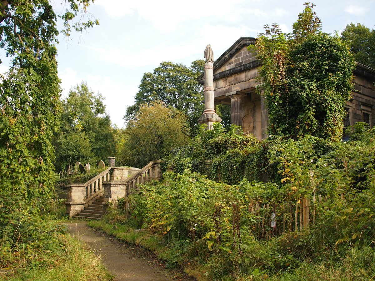 The Steel City's garden of rest: Sheffield General Cemetery