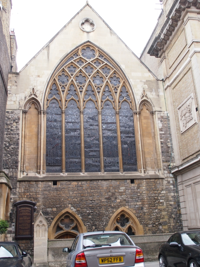 St Etheldreda's, a rare medieval survivor in this part of London