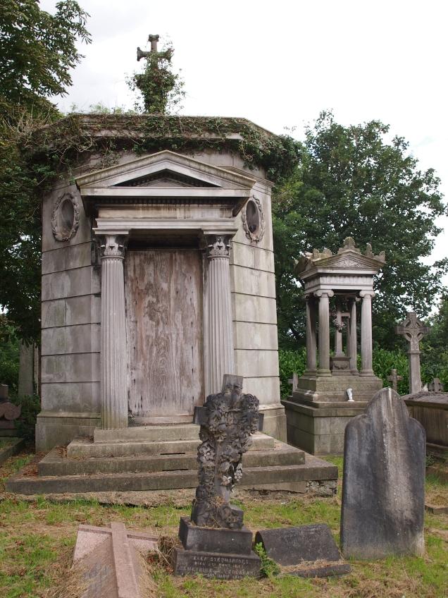 The Vagliano tomb