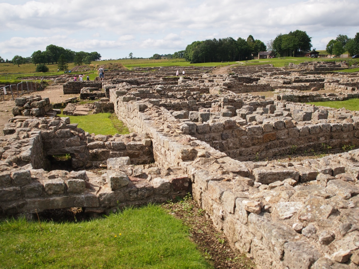 Vindolanda: uncovering the secrets of a Roman fort