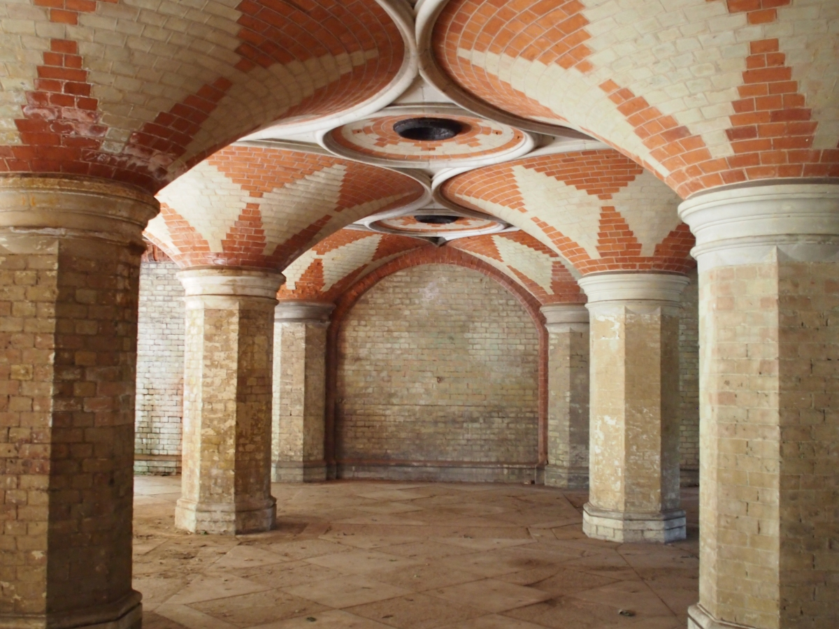 A Victorian marvel beneath the streets: Crystal Palace subway