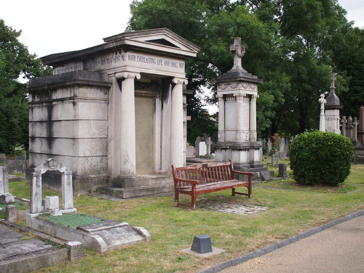 West Norwood: the first Gothic Revival cemetery