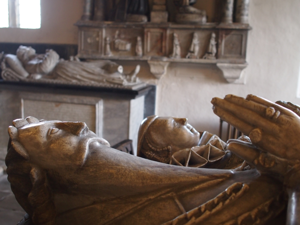 Knights, Jacobites and a rebellious duchess: the effigies of All Hallows, Great Mitton