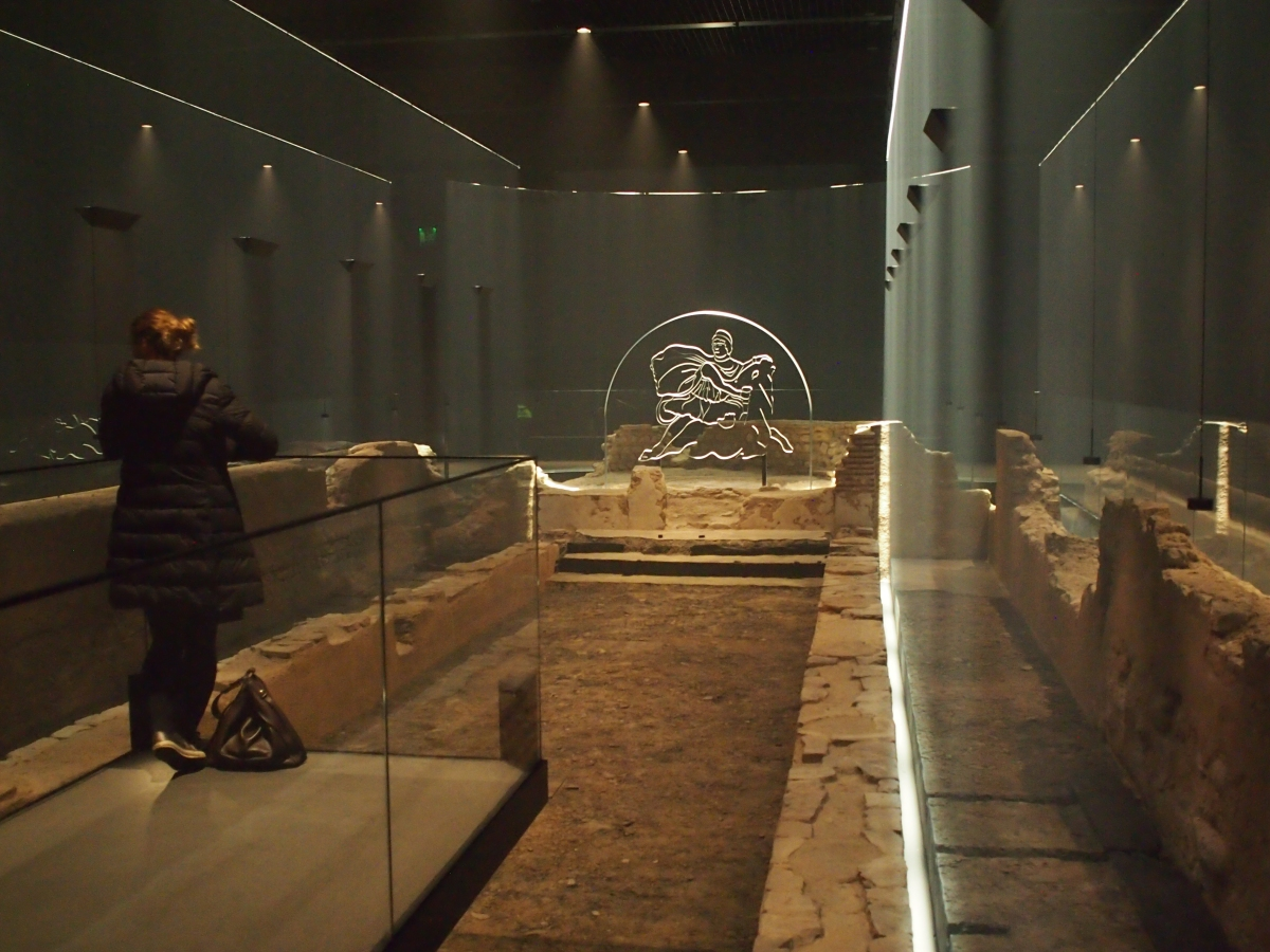 Uncovering the story of Roman London's mysterious Mithraeum