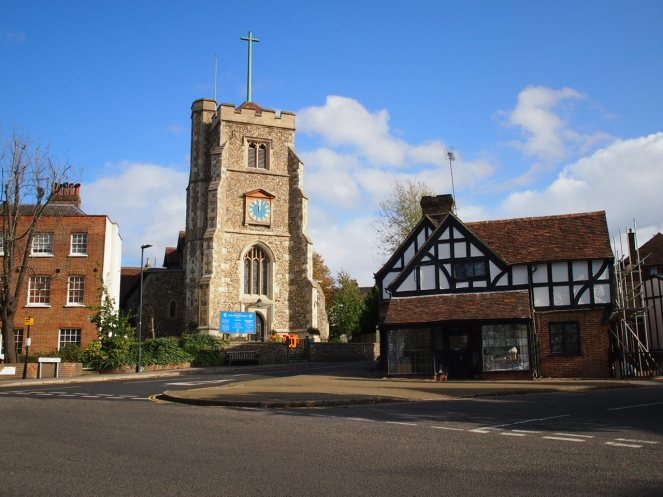 Church of St John the Baptist, Pinner